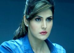 Bollywood Actress Zarine Khan Vehicle Accident