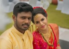 Cricketer Sanju Samson got Married