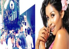 Gangsters open Fire at Leena Maria Paul's Beauty Parlour