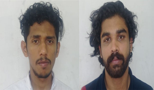 Kochi Crime Case | Two arrested for threatening business man in kochi | വ്യാപാരിയെ ഭീഷണിപ്പെടുത്തി പണം തട്ടാന് ശ്രമിച്ച പ്രതികള് പിടിയില്