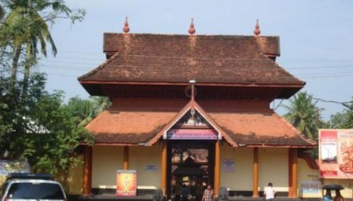Mavelikara Sree Krishna Swamy Temple