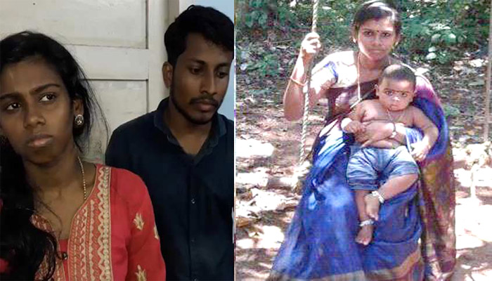 Varkala murder case uthara arrest