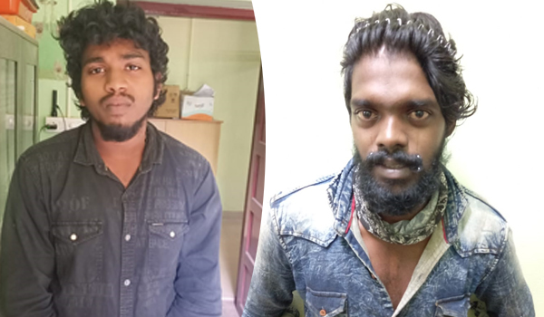 Kunnathunadu police arrested three persons for planning a robbery